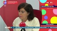 Joelle Milquet - L'invité RTL Info de 7h50