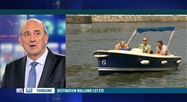 L'invité du jour: Pierre Coenegrachts au sujet du tourisme en Wallonie