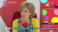 Celine Tellier - L'invité RTL Info de 7h50
