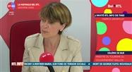 Valérie De Bue - L'invité RTL Info de 7h50