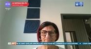 Marie–Christine Vanbockstale - L'invité RTL Info de 7h15
