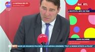 Denis Ducarme - L'invité RTL Info de 7h50