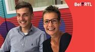 Les Musiques de ma vie sur Bel RTL avec Mallory Gabsi