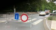 Fermeture de l'avenue des Azalées à Schaerbeek: deux ambulances se sont retrouvées bloquées