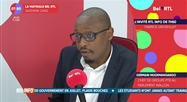 Germain Mugemangang - L'invité RTL Info de 7h50