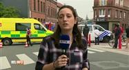 La police déployée à Mouscron: une personne retranchée menace de mettre le feu à une habitation