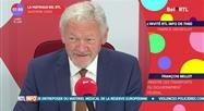 Francois Bellot - L'invité RTL Info de 7h50