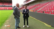 Le Standard présente son nouvel entraîneur Philippe Montanier: