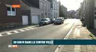Genappe: 30 km/h dans le centre ville