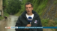 Des orages, parfois violents, ont touché plusieurs régions de Wallonie