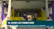 2 écoles de Flémalle et d'Ath fermées suite à des cas de coronavirus