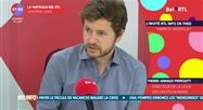 Pierre–Arnaud Perrouty - L'invité RTL Info de 7h50