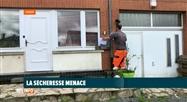 Sécheresse en Wallonie: les habitants d'Habay doivent restreindre leur consommation en eau