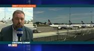 Coronavirus en Belgique: réouverture de l'aéroport de Charleroi