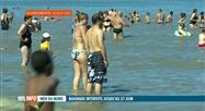 La baignade reste interdite jusqu'au 27 juin à la Côte belge