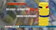 Le coût de la vie plus élevé en Belgique que la moyenne européenne