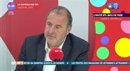 Benoit Piedboeuf - L'invité RTL Info de 7h50