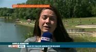 Coronavirus et canicule en Belgique: où se baigner sans restrictions?