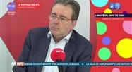 Rudi Vervoort - L'invité RTL Info de 7h50