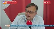 Yves Van Laethem - L'invité RTL Info de 7h15