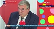 Pierre–Yves Jeholet - L'invité RTL Info de 7h50