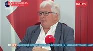 Lucien Bodson- L'invité RTL Info de 7h15