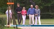 La famile royale visite notre pays ce weekend pour soutenir le tourisme