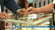 Second tour des élections municipales en France sur fond d'abstention