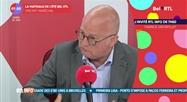 Jean–Luc Crucke - L'invité RTL Info de 7h50