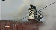 Un quinquagénaire perd la vie dans un incendie à Moustier-sur-Sambre
