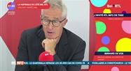 Bernard De Vos - L'invité RTL Info de 7h50