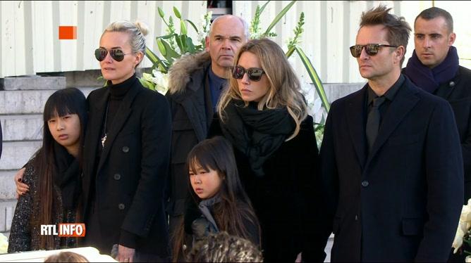 Accord entre Laëticia Hallyday et Laura Smet sur l'héritage de Johnny