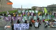 Les ONG manifestent pour que le monde évolue après la crise sanitaire