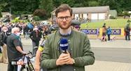Première course pro de cyclisme post-coronavirus à Rotselaar
