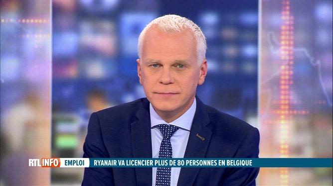 Ryanair va licencier plus de 80 personnes en Belgique