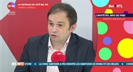 Philippe Donnay- L'invité RTL Info de 7h50