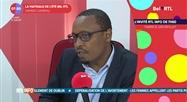 Germain Mugemangango - L'invité RTL Info de 7h50