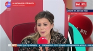 Nawal Ben Hamou - L'invité RTL Info de 7h50