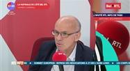 Le lieutenant-colonel Marc Levenbergh - L'invité RTL Info de 7h50