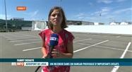 Dernières infos au sujet de l'incendie à l'aéroport de Liège
