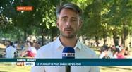 Coronavirus: contrôles covid renforcés de la police de Liège
