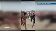 Une violente bagarre a éclaté sur la plage à Blankenberge: la police forcée d'intervenir