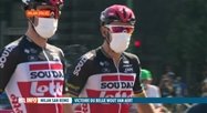 Cyclisme,111e Milan-San Remo: victoire du Belge Wout Van Aert