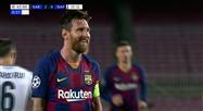 Résumé du match Barcelone - Manchester City