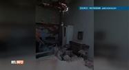 Les images saisissantes d'un drone au cœur des ruines à Beyrouth