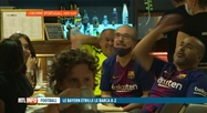 Football, Ligue des Champions: FC Barcelone - Bayern Munich (2-8)