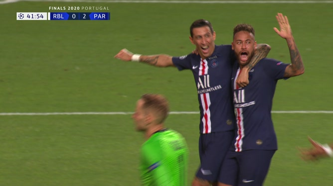 Di Maria double la mise pour Paris face à Leipzig ! (0-2)
