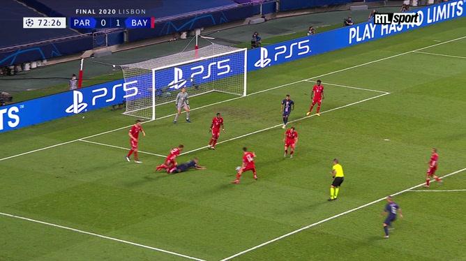 Polémique: y avait-il penalty pour le PSG?