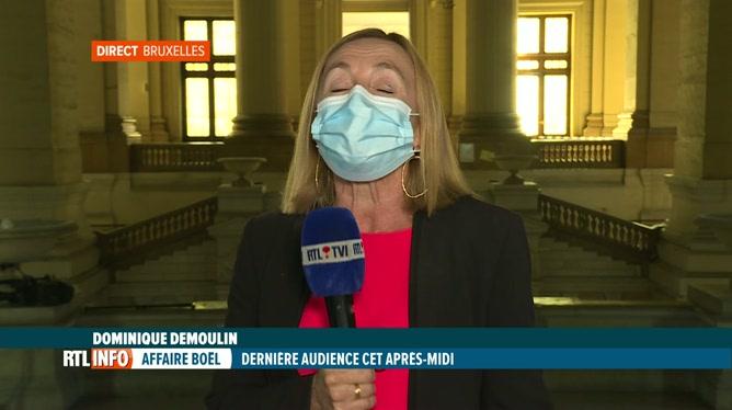 La dernière audience dans l'affaire Delphine Boël a lieu cet après-midi