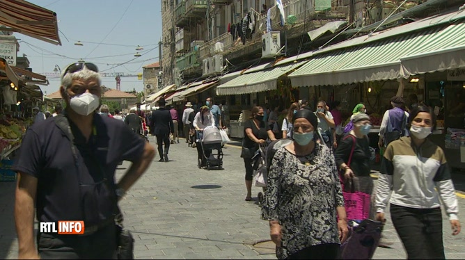 Coronavirus: Israël se reconfine pour trois semaines